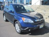 2009 Royal Blue Pearl Honda CR-V EX-L 4WD #50690787