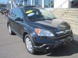 2008 Nighthawk Black Pearl Honda CR-V EX-L 4WD #50690796