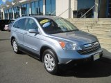 2008 Glacier Blue Metallic Honda CR-V EX-L 4WD #50690798