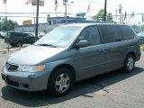 2001 Granite Green Honda Odyssey EX #50690602