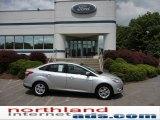 2012 Ingot Silver Metallic Ford Focus SEL Sedan #50724337