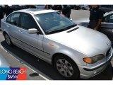 2005 Titanium Silver Metallic BMW 3 Series 325i Sedan #50731548