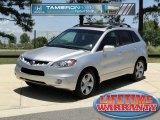 2008 Alabaster Silver Metallic Acura RDX  #50731778