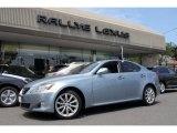 2008 Breakwater Blue Metallic Lexus IS 250 AWD #50731565