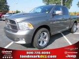 2011 Mineral Gray Metallic Dodge Ram 1500 Sport Quad Cab #50731455