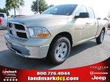 2011 White Gold Dodge Ram 1500 SLT Quad Cab #50731461