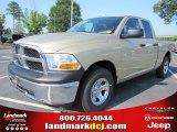 2011 White Gold Dodge Ram 1500 ST Quad Cab #50731462