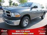 2011 Mineral Gray Metallic Dodge Ram 1500 ST Quad Cab #50731464