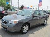 2007 Dark Gray Metallic Chevrolet Malibu LS Sedan #50731819