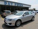 2010 Brilliant Silver Metallic Ford Fusion SEL V6 #50731406