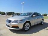 2012 White Gold Metallic Volkswagen CC Sport #50731655