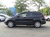 2008 Nighthawk Black Pearl Honda CR-V EX 4WD #50731875
