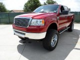 2007 Ford F150 XLT SuperCrew 4x4 Data, Info and Specs
