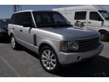 2004 Zambezi Silver Metallic Land Rover Range Rover HSE #50769082