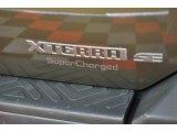 Nissan Xterra 2004 Badges and Logos