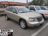 2004 Linen Gold Metallic Chrysler Pacifica  #50768593