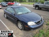 2000 Graphite Blue Metallic Mercury Sable LS Premium Sedan #50768613
