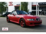 1998 BMW M Imola Red