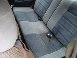 1986 Honda Accord Interiors