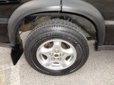 2000 Land Rover Discovery II  Wheel