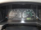 2000 Land Rover Discovery II  Gauges