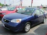 2007 Dark Blue Metallic Chevrolet Malibu LS Sedan #50769146