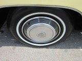 Cadillac Eldorado 1973 Wheels and Tires