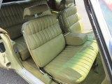 1973 Cadillac Eldorado Interiors