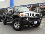 2009 Black Hummer H3 T #50769327