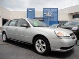 2005 Galaxy Silver Metallic Chevrolet Malibu Maxx LS Wagon #50768835