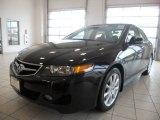 2008 Nighthawk Black Pearl Acura TSX Sedan #50769333