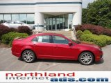 2011 Red Candy Metallic Ford Fusion SEL #50768669