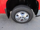 GMC Sierra 3500HD 2010 Wheels and Tires