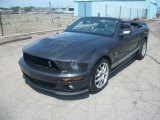 2008 Ford Mustang Shelby GT500 Convertible Data, Info and Specs