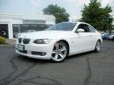2008 Alpine White BMW 3 Series 335i Coupe #50768676