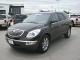 2010 Carbon Black Metallic Buick Enclave CXL #50769021