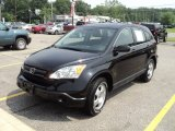 2008 Nighthawk Black Pearl Honda CR-V LX #50769199