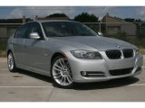 2011 Titanium Silver Metallic BMW 3 Series 335d Sedan #50769044