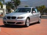 2011 Titanium Silver Metallic BMW 3 Series 328i Sedan #50768700
