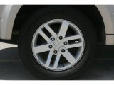 Isuzu Axiom 2003 Wheels and Tires
