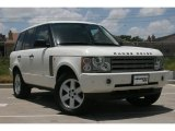 2004 Chawton White Land Rover Range Rover HSE #50769059