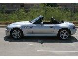 1997 BMW Z3 Arctic Silver Metallic
