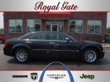 2005 Brilliant Black Crystal Pearl Chrysler 300 C HEMI #50827799