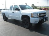 2009 Chevrolet Silverado 1500 Summit White
