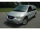 2000 Chrysler Town & Country Bright Silver Metallic