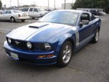 2009 Vista Blue Metallic Ford Mustang GT Coupe #50827714