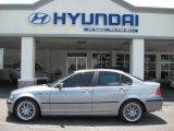 2004 Silver Grey Metallic BMW 3 Series 325xi Sedan #50827840