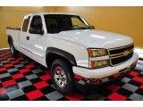 2006 Summit White Chevrolet Silverado 1500 LT Extended Cab 4x4 #50828140