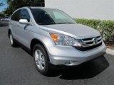 2011 Honda CR-V Alabaster Silver Metallic
