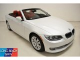 2011 Mineral White Metallic BMW 3 Series 328i Convertible #50828011